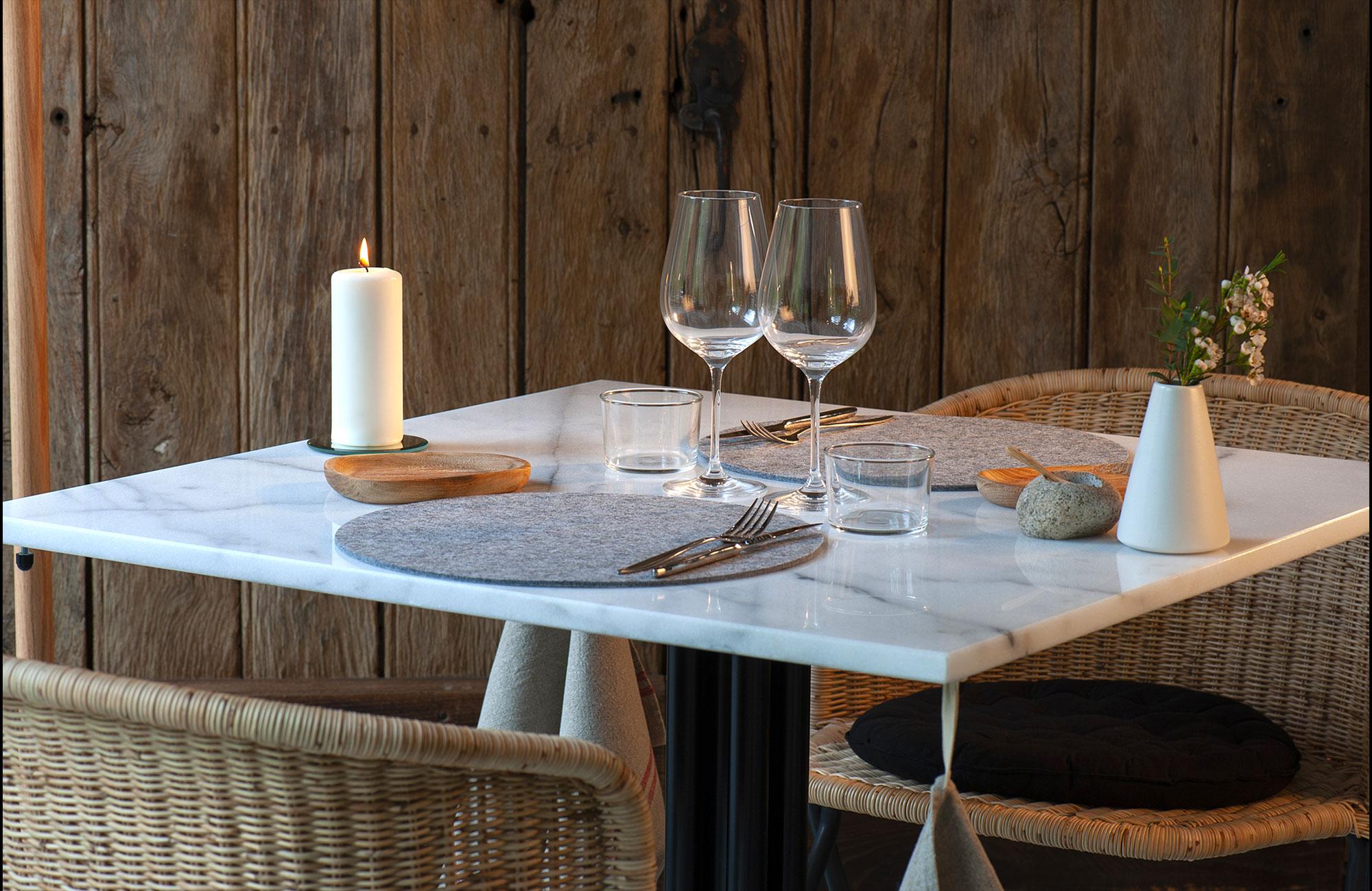 table restaurant toursime aveyron