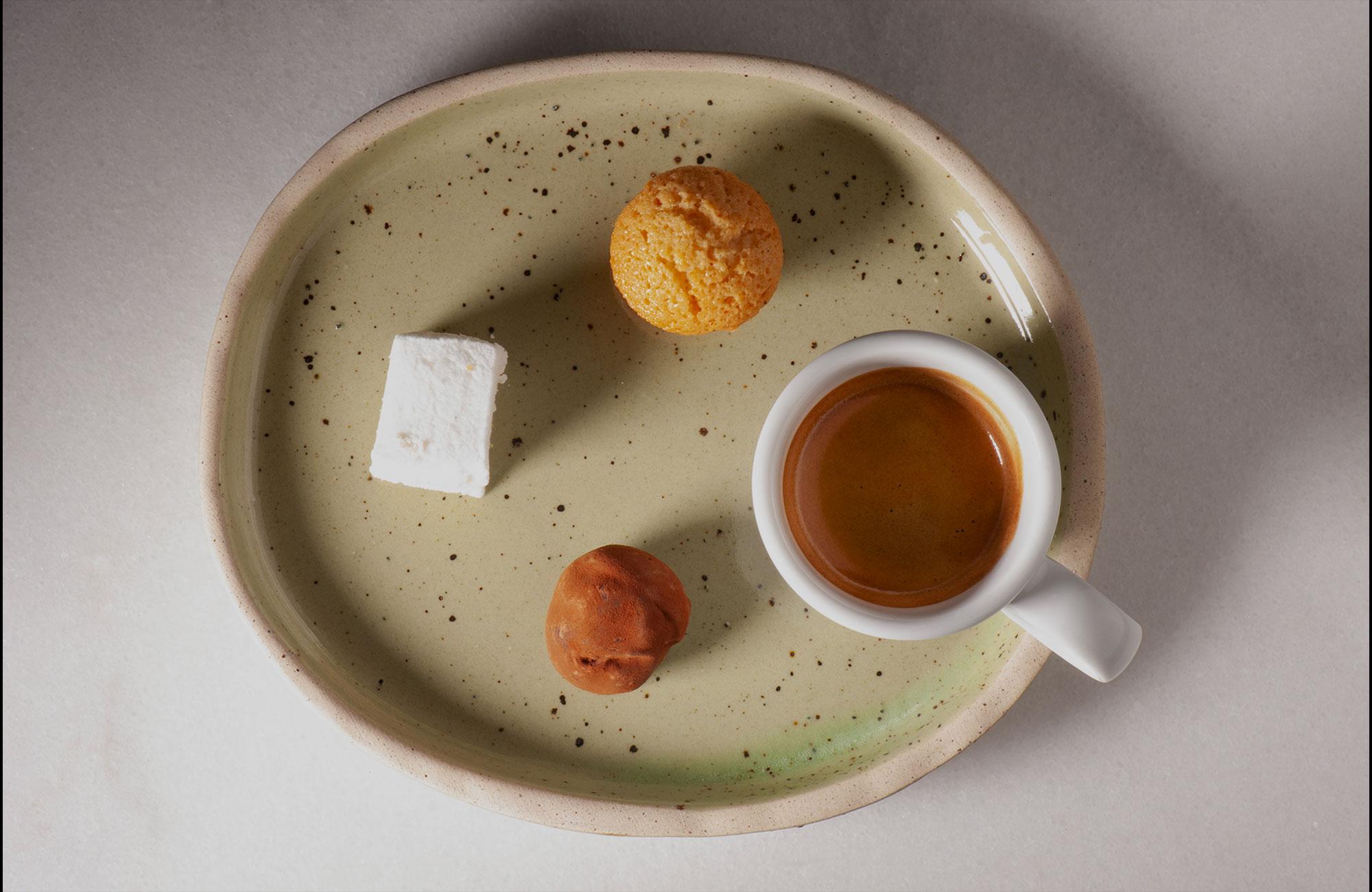 restaurant francais café gourmand