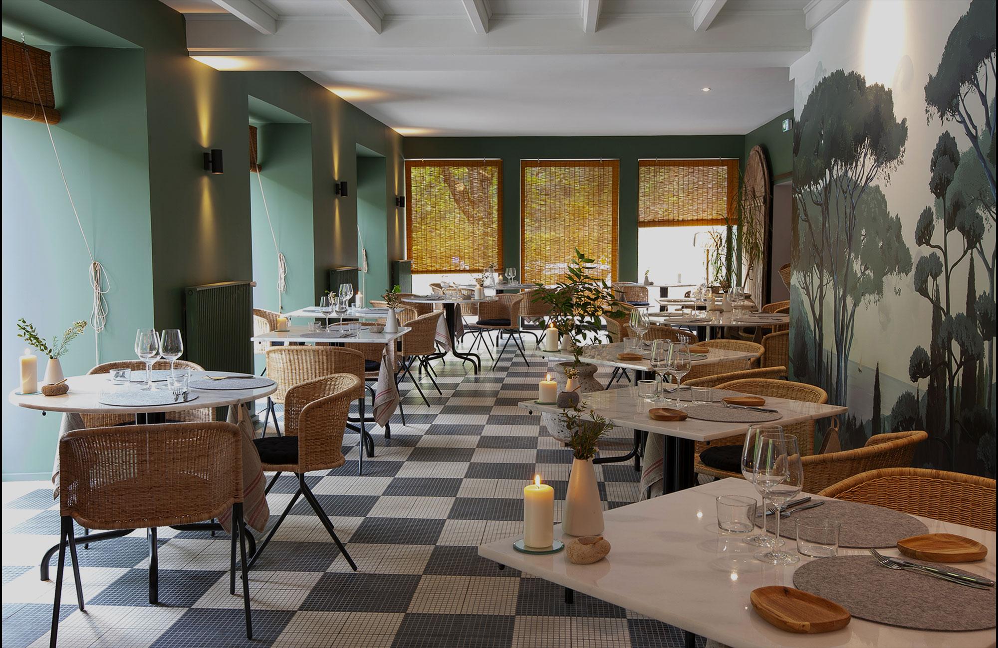 restaurant de charme sud-aveyron