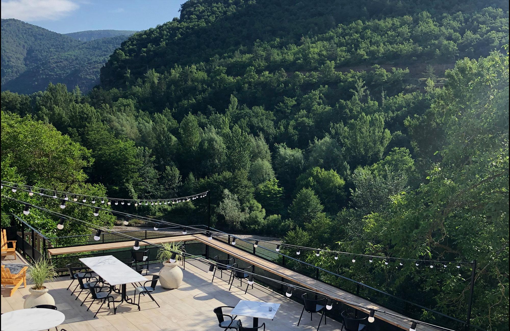 panorama gorges tarn terrasse